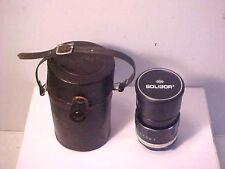 Soligor Lens 1:2:8 F135mm