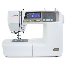 Janome 4120QDC Computerized Sewing Machine - Barely Used   98% Perfect Condition