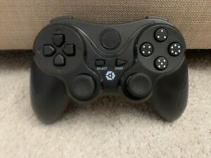 Gioteck VX3 PS3 PlayStation 3 Wireless Controller Black VGC