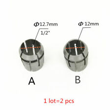"Collet 1/2"" 12.7mm 12mm for HITACHI 23421 M12VE M12VC M12V2 M12SE M12SA2"