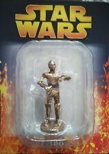 De Agostini Guerre Stellari Star Wars C3PO , 2005 SIGILLATO