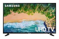 "Samsung 55"" inch 4K LED Smart TV 120hz HDR NU6900 HDMI UHD 2160P 2dayShip NoTax"