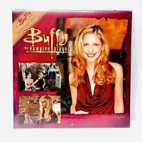 BUFFY THE VAMPIRE SLAYER 2005 Calendar - Brand New Sealed HTF