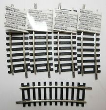 Hornby R643 Half Curve 2nd Radius Nickel Silver Track x 5 Pieces (Brand New)