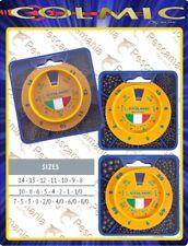 3 confezioni Piombi da pesca COLMIC Mascotte Sile Extra fine 7sc 200gr Pozf25