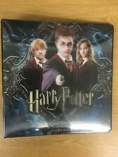 Harry Potter World Of 2nd Edition 3D Official Artbox Binder