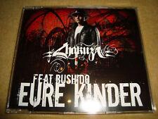 CHAKUZA feat. BUSHIDO - Eure Kinder (Maxi-CD) RARITÄT!