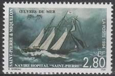 Saint Pierre et Miquelon postfris 1994 MNH 676 - Reddingsdienst / Ship