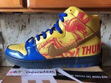 Nike Dunk High Pro Sb Db Doernbecher sz 9 W/ elite socks In Hand Ships Now
