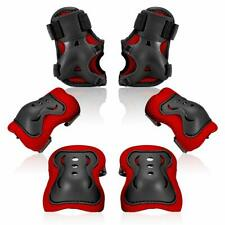 Kids Knee Pads Elbow Pads Guards for 3-8 Years Old 3 in 1 Kids Protective Gear