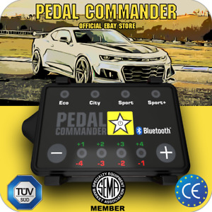Pedal Commander throttle controller PC49 BT for Chevrolet Camaro 2016-2021
