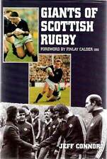 "Scotland  - ""Giants of Scottish Rugby"" by Jeff Connor RUGBY BOOK"