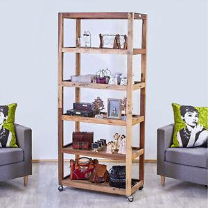 Shelf display - 6 shelves - handmade
