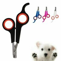Dog Nail Clippers Trimmer For Dogs Puppy Claw Small Animal Clipping Scissors