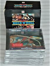 DICK CLARK'S The ROCK N ROLL ERA 1954-1961 TIME LIFE 7 CD BOX SET -  SEALED