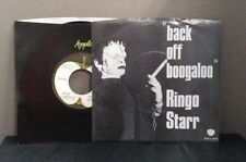 Ringo Starr: Lot Of (2)  45 Rpm Records   Excellent Used Condition