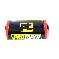P028397 Pro Taper Lenkerpolster eckig Schwarz / Rot