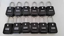 12 Realtor Real Estate 4 Digit Lockboxes Key Safe Vault Lock Box Boxes   V