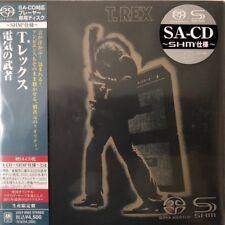 Electric Warrior by T. Rex (SACD- SHM. jp. mini LP), 2011, UIGY-9502 Japan