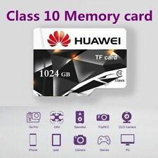 1024GB 1TB Micro SD MicroSDHC SDHC Card Class 10 UHS-1 TF Memory Card