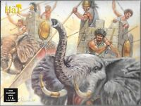HäT/HaT Roman Era (Punic Wars) Carthaginian War Elephant 1/32 Scale 54mm