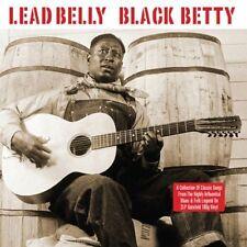 Lead Belly, Leadbelly - Black Betty [New Vinyl] UK - Import