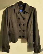 Dorothy Perkins cropped suit outerwear jacket 18 New with tags GORGEOUS MATERIAL