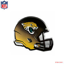 New NFL Jacksonville Jaguars Premium 3-D Aluminum Helmet Sticker Decal Emblem