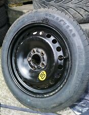 "Ford mondeo C max focus 1S71MF 16"" space saver rim TYRE 125 85 R16"