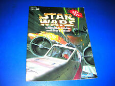 Vintage Star Wars 1996 Sticker and Story Album Book NEW w/ 66 stickers! SkyBox