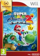 Nintendo Wii Spiel Super Mario Galaxy 2 NEUWARE