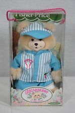 Rare! Discontinued Fisher Price Toys Briarberry Bears Berryjustin New In Package