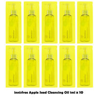 [Sample][INNISFREE] Apple Seed Cleansing Oil 1ml x 10pcs