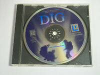 The Dig (PC, 1995) Tested Free ship