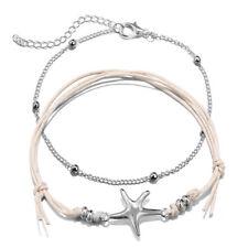 Bracelets Foot Chain Ocean Jewelry Casual Starfish Shell Pendant Anklets Women