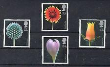 Gran Bretaña Flores serie del año 1987 (CQ-521)