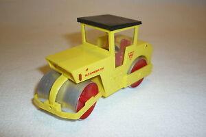 Curseur Vintage Abg - Compacteur Routier - Alexander 128 (2) Jaune