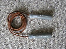 Quality Used Sporting Goods - Leather Jump Rope - Tunturi - Excellent