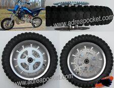 Roue arrière complète 12,5X2.75 Pocket Bike Cross 47/49cc