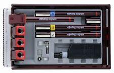 Rotring Isograph 4 Pen Master Set - 0.2/0.3/0.4/0.50mm