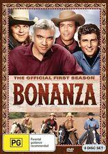 Bonanza : Season 1 (DVD, 2011, 8-Disc Set) - New and Sealed