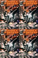 Transformers: The War Within #6 (2002-2003) Dreamwave Comics - 4 Comics