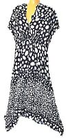 TS dress TAKING SHAPE VIRTU plus sz S- M/ 18 Elliott Dress breathable NWT rp$120