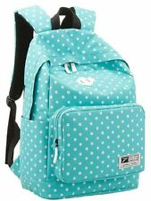 Casual Daypack Backpack for College Bookbag for Women Girls School Bags (Blue)