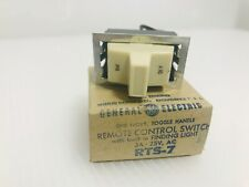 General Electric Remote Control Switch Built in Finding Light 3A-25V AC RTS-7
