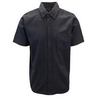 Rip Curl Men's Navy Red Spot S/S Woven Shirt (S02)