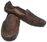 Sperry Top-Sider Wave Driver Loafers Driving Moccasins Shoes Mens 11.5 M Brown