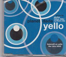 YELLO-Planet Dada cd maxi single 2 tracks