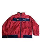 Mountain Horse Athletic Jacket Red & Navy Large