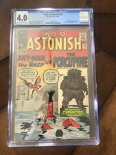 Tales To Astonish #48 Cgc 4.0